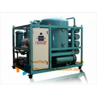 Buy cheap Series ZYD-U Ultra High Voltage Vacuum Transformer Oil Filtration Machine, Oil filtering, Oil filtration, from wholesalers