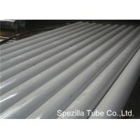 Buy cheap EN10204 3.1 Cold Drawn Seamless Steel Pipe Heat Exchanger Tube TP347 347H ASME SA213 from wholesalers
