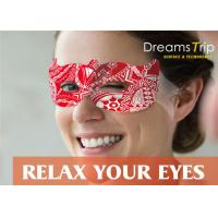 Buy cheap Magic Visible Real Steam Mask Self heating Warming Spa for Dry Eyes or Relax product