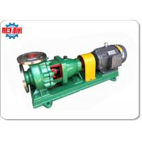Buy cheap Anti - Corrosion Pumps For Corrosive Chemicals SS304 Horizontal Industrial Type from wholesalers