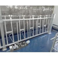 Buy cheap Safe And Sturdy Cattle Headlock Feeder High Strength Corrosion Resistance from wholesalers