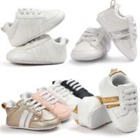 Buy cheap Casual pu Material sneaker 0-2 years First walker  boy and girl baby shoes from wholesalers