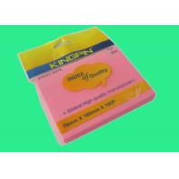 "Repositionable pink Sticky Notes 3"" x 4"" , stationery sticky notes pad"
