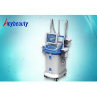 Buy cheap 10.4 Large Color Touch Screen Laser Beauty Machine Cryolipolysis Slim Machine with 4 handles from wholesalers