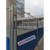 Buy cheap 2100mm X 2400mm Temporary Security Fencing Customized Color Easily Installed from wholesalers