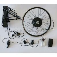 Buy cheap Rear Hub Motor Electric Bike Conversion Kits Motorized Bicycle Parts 36V 350W from wholesalers