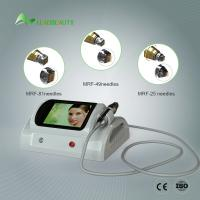 Buy cheap 10% Discount: Skin face lifting RF Anti-Aging fractional rf microneedle Machine For Salon use from wholesalers