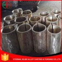 Buy cheap PbSn Bronze Castings Wire Cutting EB9060 from wholesalers