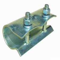 Buy cheap Scaffolding pressed sleeve coupler from wholesalers