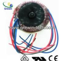 Buy cheap 12V 110V Audio Power Amplifiers Transformer with Low Magnetic Leakage from wholesalers