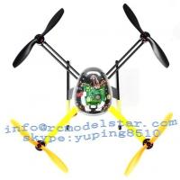 Buy cheap Brushless Motor Radio Control UAV Quad Copter With Gyroscope from wholesalers