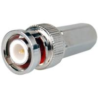 Buy cheap BNC Coaxial Connector Male Video Plug Coupler Connector for CCTV Camera and Coax Cable from wholesalers