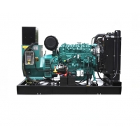 Buy cheap 50HZ 1500rpm 3 Phases 380V Standby Open Diesel Generator from wholesalers