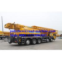 Buy cheap 318KW Telescoping Boom Crane XCMG Model XCT100 With K-Shaped Legs product