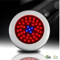 Buy cheap High Efficiency hydroponic UFO LED Grow Light Kits 45 * 3W for Hydroponics Plant Growth from wholesalers