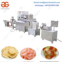 Buy cheap Industory Shrimp Cracker Processing Machine/Prawn Cracker Processing Line/Prawn Cracker Machine for Sale from wholesalers