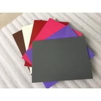 Buy cheap Multi - Color ACP Aluminium Metal Composite Material Wall PanelsWith High Intensity product