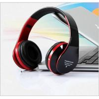 Buy cheap NEW T60 Foldable Wireless High Fidelity Surround Sound Noise Canceling Stereo Bluetooth  Headset With Mic, TF Card from wholesalers