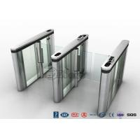 Buy cheap Speedgate Turnstile Barrier Gate Revolving Doors Access Control System Pedestrian Entry Barriers product
