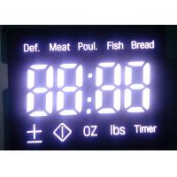 Buy cheap 5 Brightness Levels Alphanumeric LED Display , Digital Numeric Display NO M016-8 from wholesalers