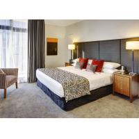 Buy cheap Custom Modern Hotel Bedroom Furniture / Boutique Hotel Bedroom Furniture product
