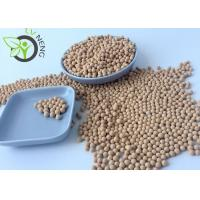 Buy cheap Beige Spheric 4a Molecular Sieve Desiccant For Drying Natural Gas Chemical from wholesalers