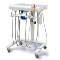 Buy cheap High quality  dental delivery unit curing light ultrasonic scaler dental mobile cart from wholesalers