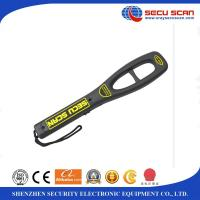 Buy cheap AT - 2009 Human body super scanner handheld metal detector wand Anti Fall from wholesalers