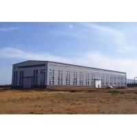 Buy cheap Prefabricated Structural Steel Warehouse Modern Quick Build New Designed from wholesalers
