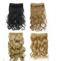 Buy cheap Straight Clip In 100% Unprocessed Virgin Human Hair 16 Inch - 24 Inch Hair Extensions from wholesalers