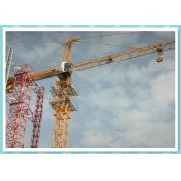 Buy cheap Small Mobile Construction Tower Crane Jib Length 50m Building Tower Crane from wholesalers
