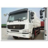 Buy cheap howo dump truck chassis ZZ3257N3447A1 and horse power optional with good price from wholesalers