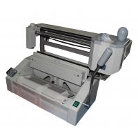 Buy cheap Perfect 5cm Thickness Desktop Binding Machine With Handle Customized Brand from wholesalers