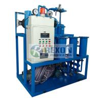 Buy cheap REXON Vacuum Type Emulsion Lubricating Oil Water Separator, Oil Processing Unit, Oil Purifier Machine TYA-E-50(3000LPH) from wholesalers