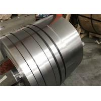 Buy cheap AISI 301 1.4310 Stainless Steel Strip 2B BA soft annealed 1/2H 3/4H H hardness from wholesalers