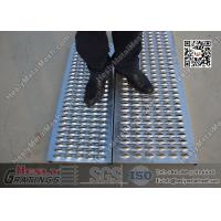 Buy cheap Non-slip Shark Mesh Metal Safety Grating (China Factory / Exporter) from wholesalers