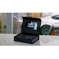 Buy cheap Luxary Hard Cover Lcd Video Box / Jewellery Video Box With Hd 7 Inch Screen product