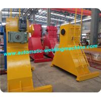 Buy cheap Head And Tail Stock Lifting Pipe Welding Positioner Rotary Frequency Conversion from wholesalers