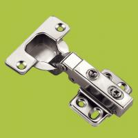 Buy cheap free samples cabinet hardware cold-rolled steel hinge with Nickel finish from wholesalers