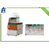 Buy cheap Automatic Oil Test Equipment Oxidation Stability Of Fatty Acid Methyl Esters FAME from wholesalers
