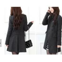 Buy cheap winter coat women Slim wool double-breasted coat windbreaker winter jacket from wholesalers