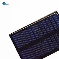 China 0.6W Heat Resistant Epoxy Solar Panel 6.0V Max Voltage CE Certificated on sale