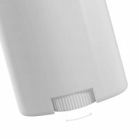 Buy cheap Empty Plastic PP Oval Shape Deodorant Container Recyclable from wholesalers