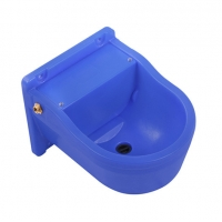 Buy cheap Top Quality automatic Blue Plastic Drinking Bowl 4 L for cattle and horse/horse drinking bowls made of LLDPE from wholesalers
