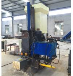 Buy cheap wood sawdust pallet block making machine/wood shavings baler for sale from wholesalers