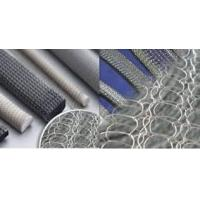 Buy cheap Gas Liquid Filter Stainless Steel Knitted Wire Mesh Crochet Weaving Long Lifespan from wholesalers