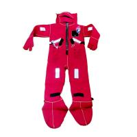 Buy cheap Marine Immersion Survival Suit Neoprene Material 58 * 42 * 36CM Packing from wholesalers