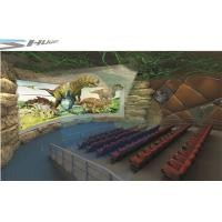 Buy cheap 7D Movie Cinema System, Motion Film Theater Equipment For Theme Park from wholesalers