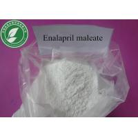 Buy cheap Pharmaceutical Antihypertensive Enalapril Maleate CAS 76095-16-4 from wholesalers
