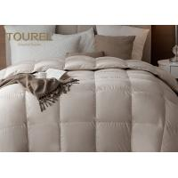 Buy cheap 60s 350t 100% Egipt Cotton Satin Hotel Quality Bed Linen Bed Sheet / Duvet Cover product